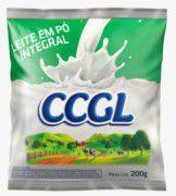 Leite em Pó Integral 200g - CCGL