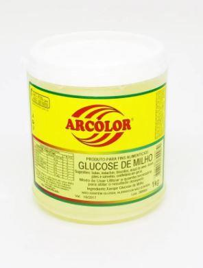 Xarope de Glucose 1Kg. Arcolor