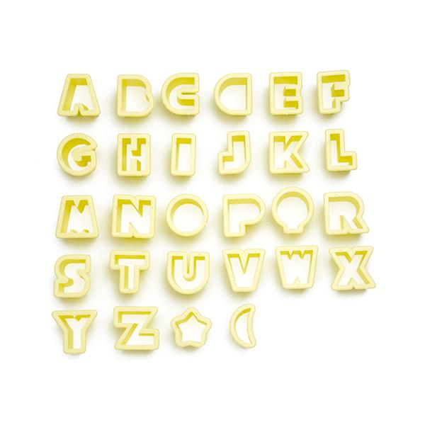 Cortador de letras 3,5 cm