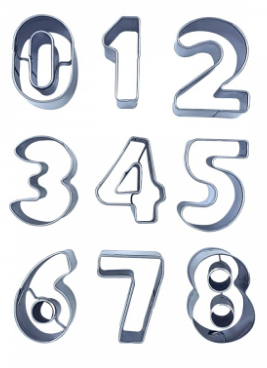 Cortador de Números - CA138