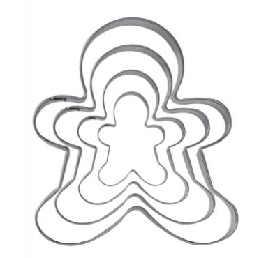 Cortador Gingerbread - CA152