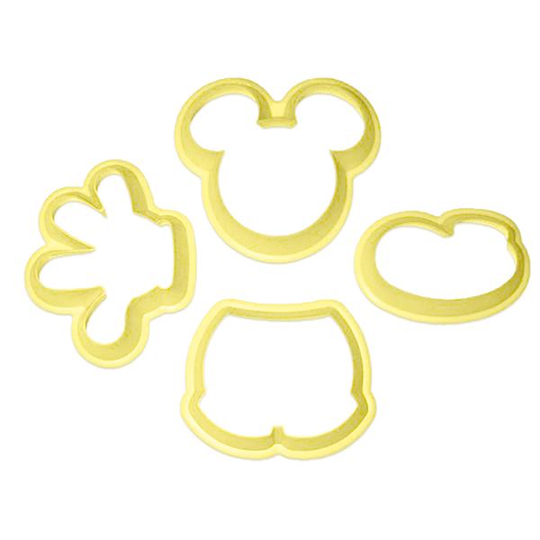 Cortador  kit mickey