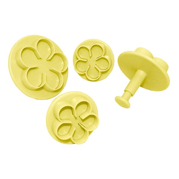 Cortadores Ejetores Kit ejetor flores