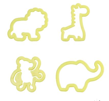 Cortadores Kit Animais