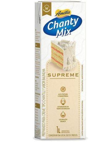 Creme Chantilly MIX SUPREME 1L - AMÉLIA