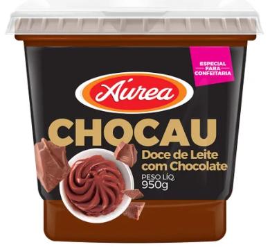 DOCE DE LEITE COM CHOCOLATE 950g, AUREA