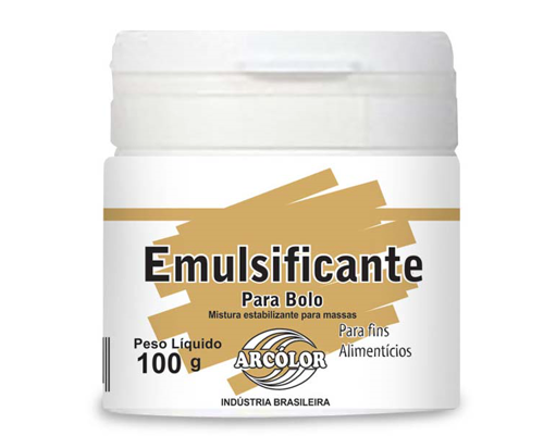 Emulsificante 100g Arcolor