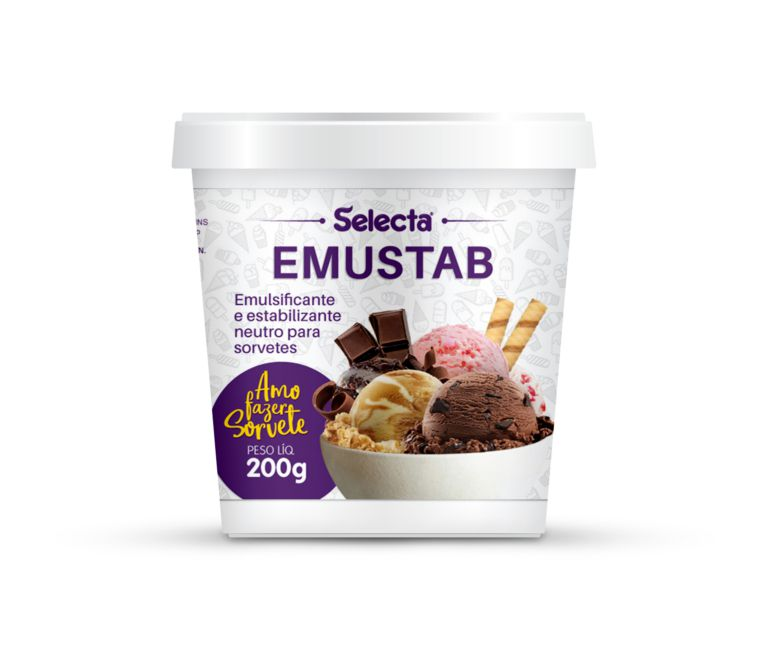 EMULSIFICANTE EMUSTAB 200 g - SELECTA