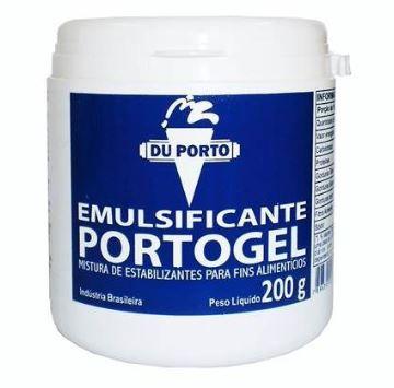 EMULSIFICANTE PORTO GEL 200 g - DU PORTO