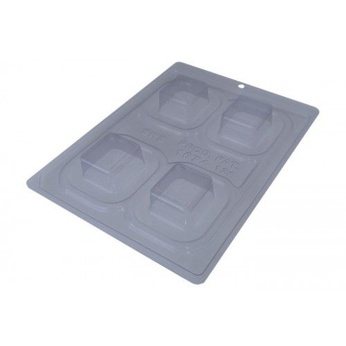 Forma de acetato com silicone bolo bombom pequeno
