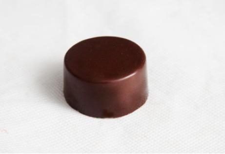 Forma de acetato com silicone mini pão de mel