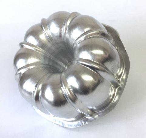 Forma Suíça Decorada Nº 1 MINI 06 UN - Aluminio - CAPARROZ