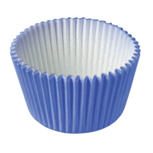 Formas p/ Cupcake Azul Royal C/45 UN