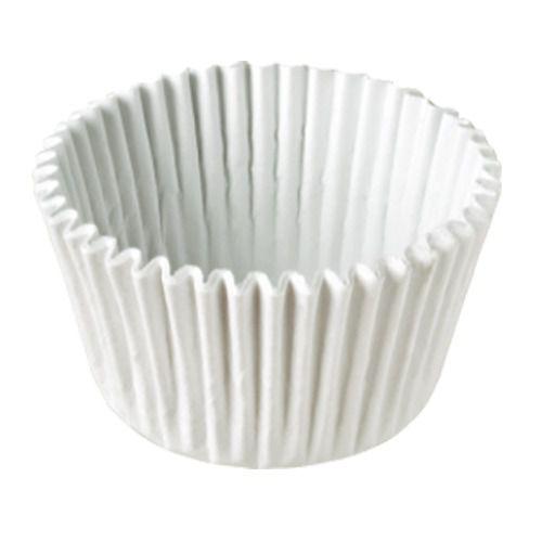 Formas p/ Cupcake Natural (branca) C/45 UN
