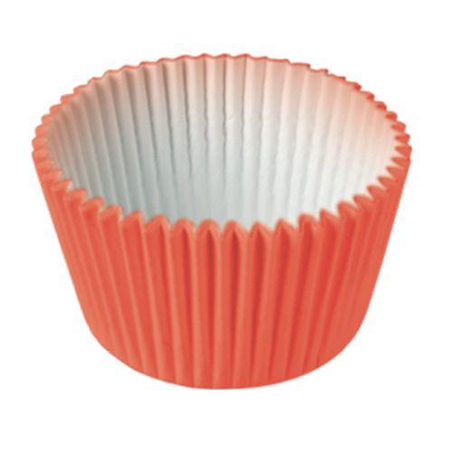 Formas p/ Cupcake Vermelho C/45 UN