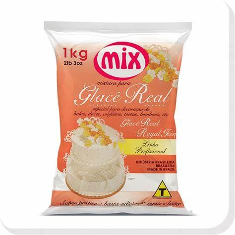 Glacê Real MIX 1kg