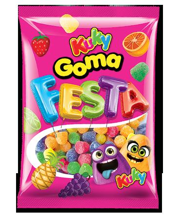 GOMA FESTA MIX - 500g