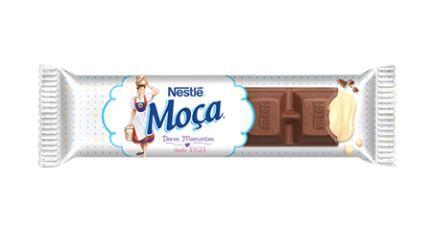 Moça Chocolate 25G