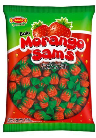 Morango Sam's 700G - SAMS