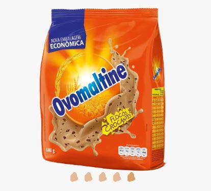 OVOMALTINE FLOCOS CROCANTE 600g