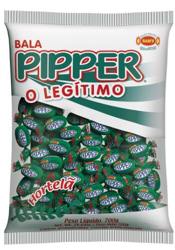 Pipper Hortelã 500g - SAMS