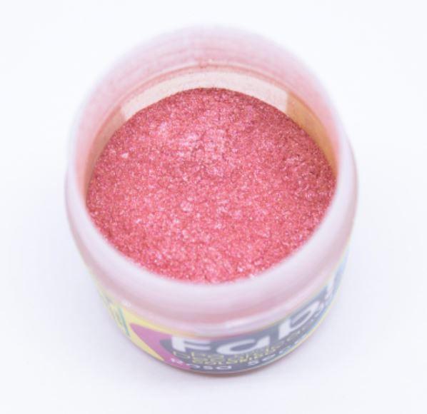 Pó para decoração Rosa Seco Fab! 3g