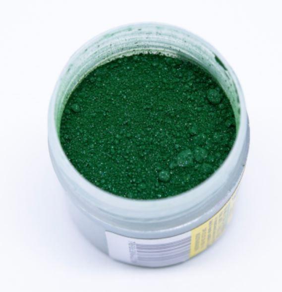 Pó para decoração Verde Menta Fab! 3g