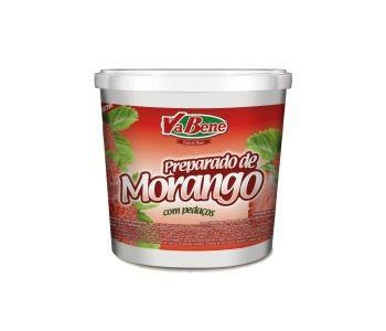 Preparo de morango 1,01kg