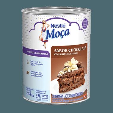 Recheio e Cobertura Chocolate 2,54kg