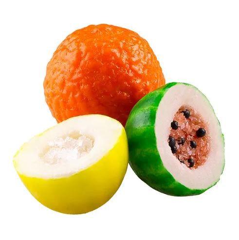 Salada de Frutas com Recheio Cítrico - 80 G