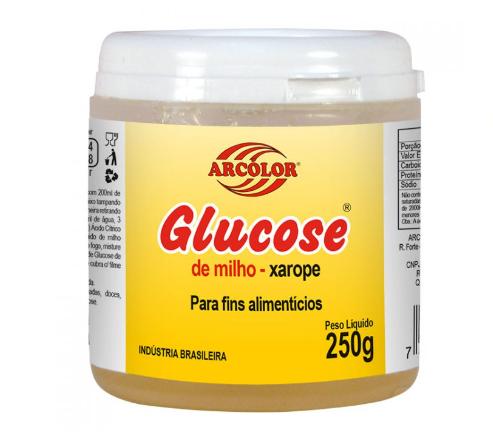 Xarope de Glucose 250g Arcolor