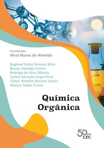 Livro Química Orgânica  - LIVRARIA ODONTOMEDI
