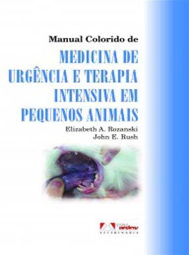 Manual Colorido De Medicina De Urgência E Terapia Intensiva  - LIVRARIA ODONTOMEDI