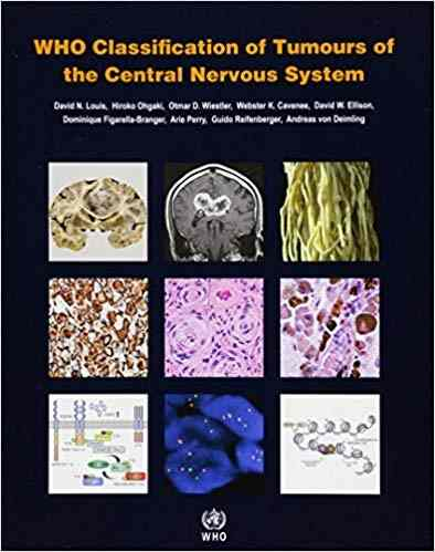 Livro Who Classification Of Tumours Of The Central Nervous System  - LIVRARIA ODONTOMEDI