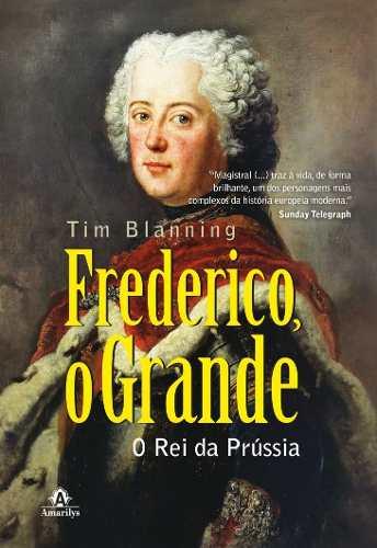 Livro Frederico, O Grande  - LIVRARIA ODONTOMEDI