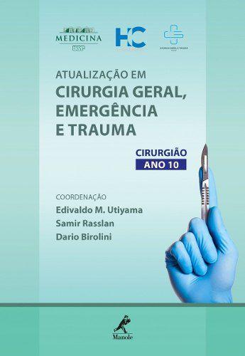 Livro Atualização Em Cirurgia Geral Emergência E Trauma  - LIVRARIA ODONTOMEDI