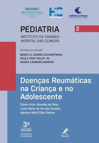 Doenças Reumáticas Na Criança E No Adolescente  - LIVRARIA ODONTOMEDI