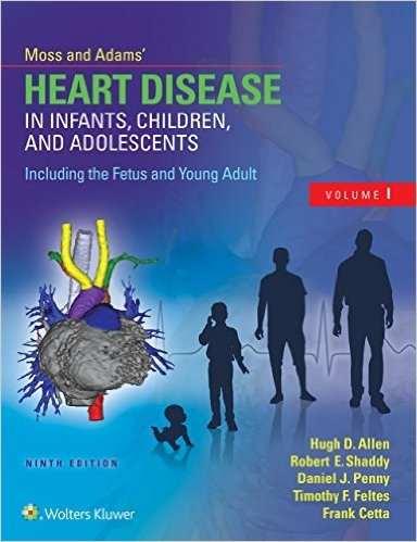 Livro Moss & Adams Heart Disease In Infants Children And Adolescen  - LIVRARIA ODONTOMEDI