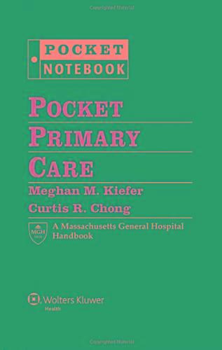 Pocket Primary Care  - LIVRARIA ODONTOMEDI