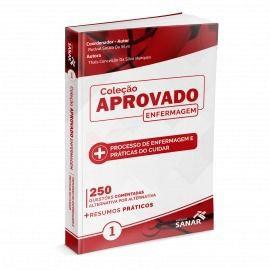 Livro Processo De Enfermagem E Praticas Do Cuidar  - LIVRARIA ODONTOMEDI
