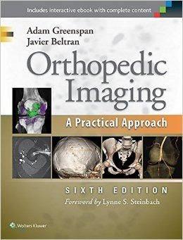 Livro Orthopedic Imaging  - LIVRARIA ODONTOMEDI