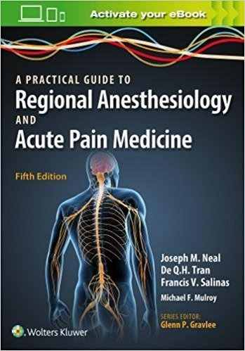 Livro A Practical Approach To Regional Anesthesiology And Acute Pa  - LIVRARIA ODONTOMEDI