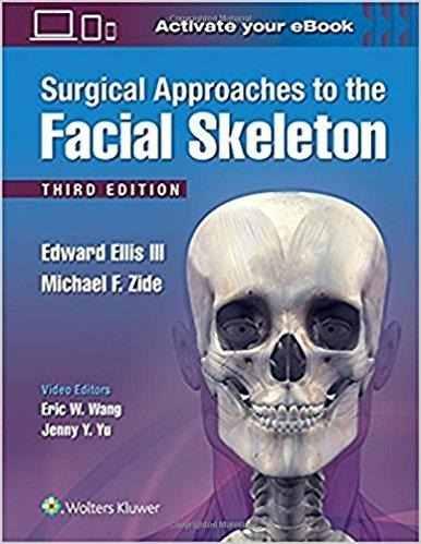 Livro Surgical Approaches To The Facial Skeleton  - LIVRARIA ODONTOMEDI