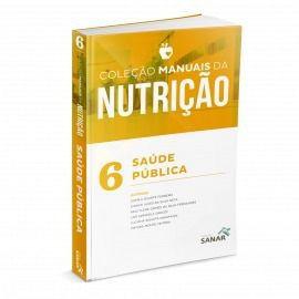 Livro Saúde Pública Em Nutrição Para Concursos E Residências  - LIVRARIA ODONTOMEDI