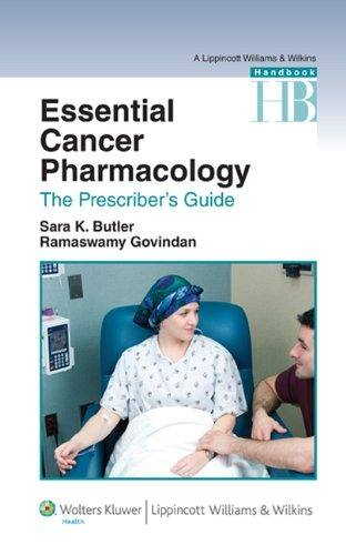 Livro Essential Cancer Pharmacology: The Prescriber