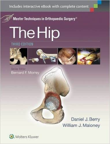 Livro Master Techniques In Orthopaedic Surgery: The Hip  - LIVRARIA ODONTOMEDI