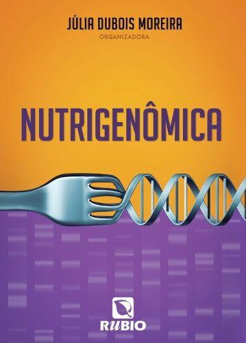 Livro Nutrigenômica  - LIVRARIA ODONTOMEDI
