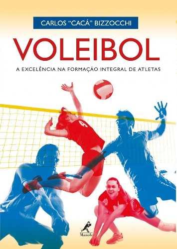 Livro Voleibol  - LIVRARIA ODONTOMEDI