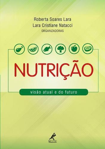 Livro Nutrição  - LIVRARIA ODONTOMEDI