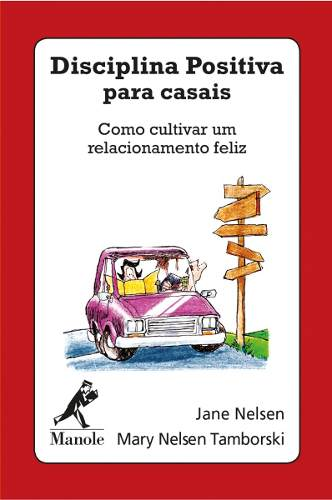 Livro Disciplina Positiva Para Casais  - LIVRARIA ODONTOMEDI
